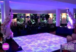 pistas de baile para eventos en bogota